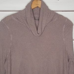 We the Free Long Sleeve Taupe Thermal Size S
